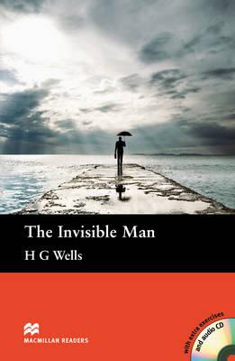 The Invisible Man - Pre-Intermediate Macmillan Book & CD (Board book)