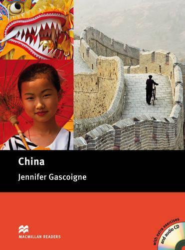 Macmillan Cultural Readers: China with CD (Intermediate) (Board book)