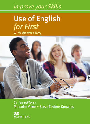 Improve Your Skills - Use of English for First - Student's book with Answer Key (Board book)