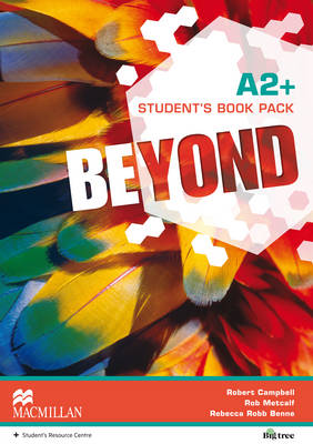 Beyond A2+ Student's Book Pack