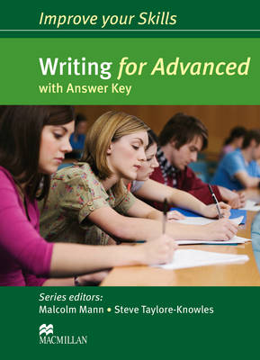 Improve Your Skills for Advanced (CAE) Writing Student's Book with Key (Board book)