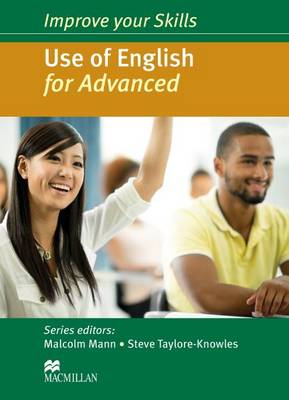 Improve Your Skills Use of English for Advanced Student s Book without Key (Board book)