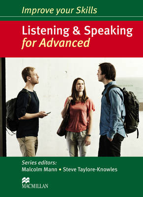 Improve Your Skills for Advanced (CAE) Listening & Speaking Student's Book without Key (Board book)