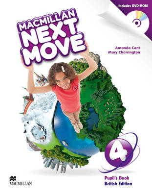 Macmillan Next Move Level 4 Student's Book Pack