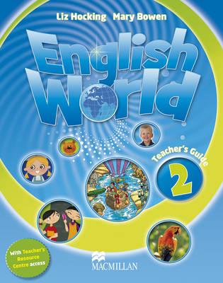 English World: English World 2 Teacher's Guide with Webcode Teacher's Guide & Webcode Pack Level 2 (Board book)