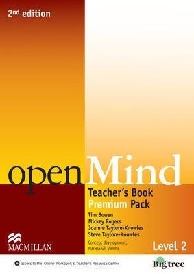 Open Mind 2nd Edition AE Level 2 Teacher's Edition Premium Pack