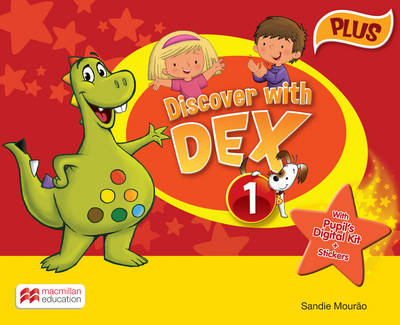Discover with Dex Level 1 Pupil's Book Plus International Pack