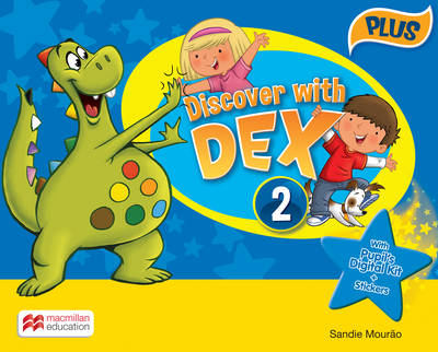 Discover with Dex Level 2 Pupil's Book Plus International Pack