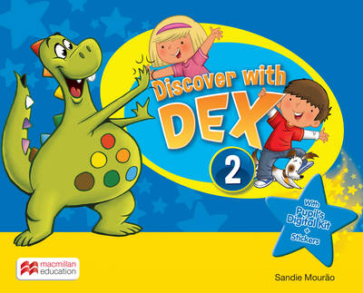 Discover with Dex Level 2 Pupil's Book International Pack