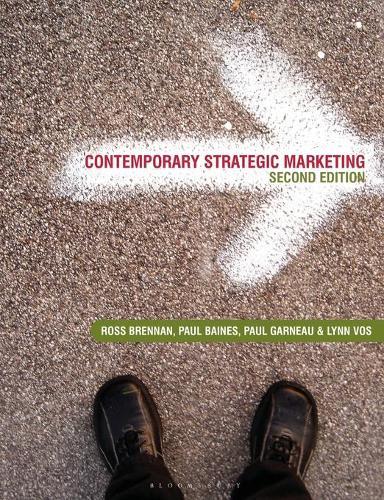 Contemporary Strategic Marketing (Paperback)