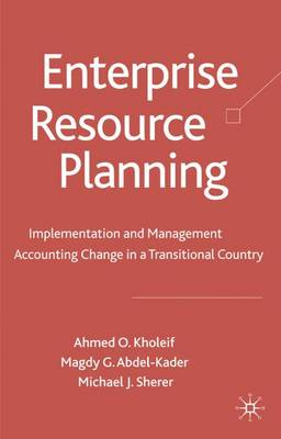 Enterprise Resource Planning: Implementation and Management Accounting Change in a Transitional Country (Hardback)