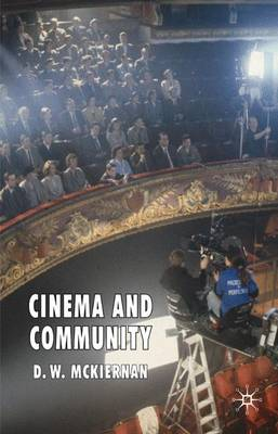 Cinema and Community (Hardback)
