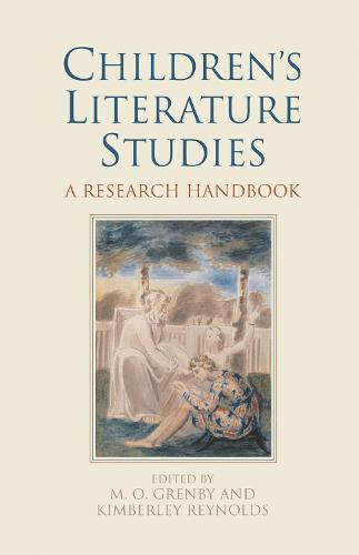 Children's Literature Studies: A Research Handbook (Paperback)
