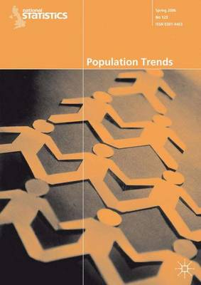 Population Trends No 127, Spring 2007 (Paperback)