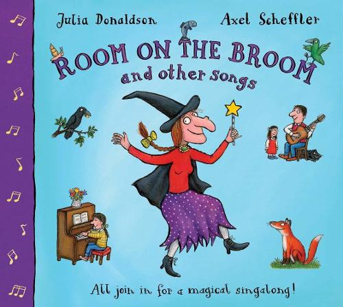 Room on the Broom and Other Songs (Paperback)