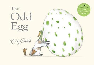 The Odd Egg (Paperback)