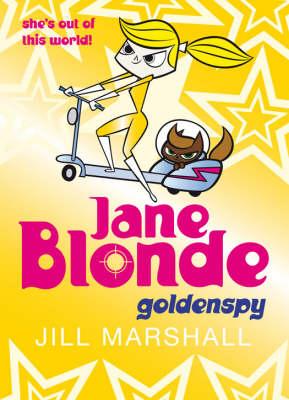 Jane Blonde 5: Goldenspy (Paperback)