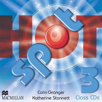 Hot Spot 3 Class CD x2 (CD-Audio)