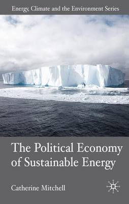 The Political Economy of Sustainable Energy - Energy, Climate and the Environment (Hardback)