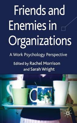 Friends and Enemies in Organizations: A Work Psychology Perspective (Hardback)
