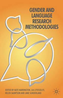 Gender and Language Research Methodologies (Paperback)
