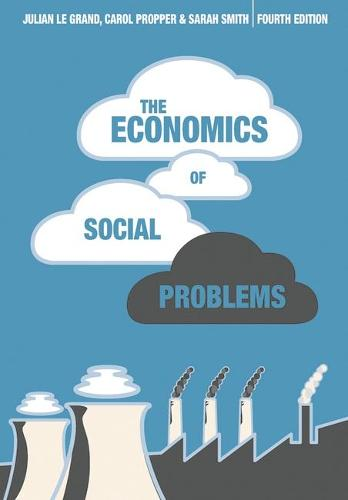 The Economics of Social Problems (Paperback)