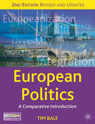 European Politics: A Comparative Introduction - Comparative Government and Politics (Hardback)