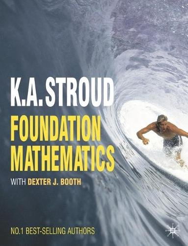 Foundation Mathematics (Paperback)