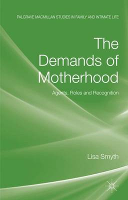 The Demands of Motherhood: Agents, Roles and Recognition - Palgrave Macmillan Studies in Family and Intimate Life (Hardback)