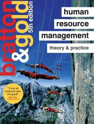 Human Resource Management: Theory and Practice (Paperback)
