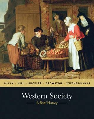 Western Society: A Brief History (Paperback)