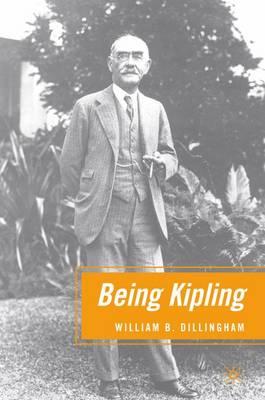 Being Kipling (Hardback)