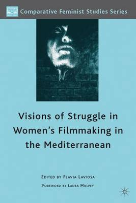 Visions of Struggle in Women's Filmmaking in the Mediterranean - Comparative Feminist Studies (Hardback)