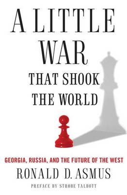 A Little War That Changed the World: Georgia, Russia and the Future of the West (Hardback)