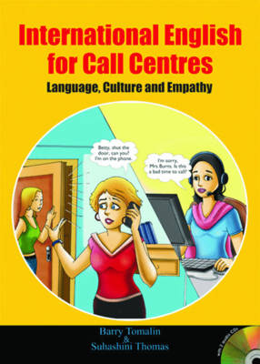 International English for Call Centres (Paperback)