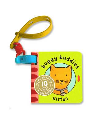 Buggy Buddies: Kitten (Board book)