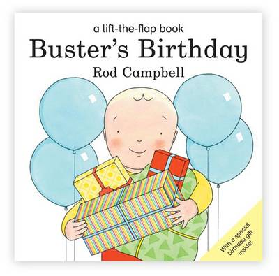 Buster's Birthday (Paperback)