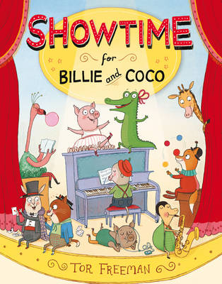 Showtime for Billie and Coco (Hardback)