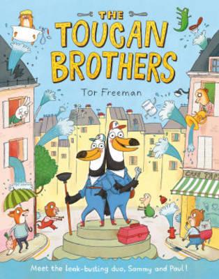 The Toucan Brothers (Hardback)