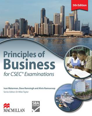 Principles of Business for CSEC Examinations (Paperback)