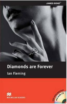 Diamonds are Forever: Diamonds are Forever Pre-intermediate Pack with CD - Macmillan Pre-intermediate British English A2-B1
