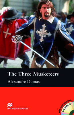 The Three Musketeers - With Audio CD (Board book)