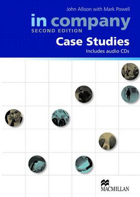 In Company All Levels (2nd Edition) Case Studies Book with CD (Board book)