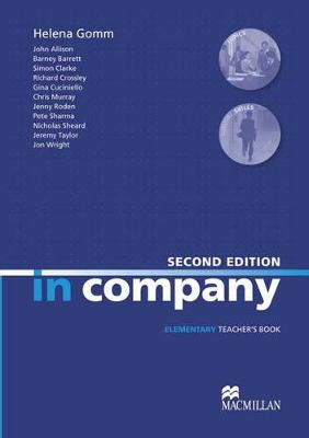 In Company Elementary (2nd Edition) Teacher's Book (Board book)