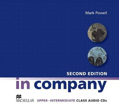 In Company Elementary (2nd Edition) Class Audio CDs (2) (Board book)