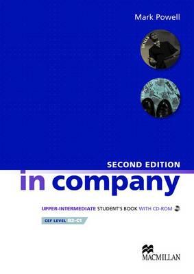 In Company Upper Intermediate Student Book + CDR Pack