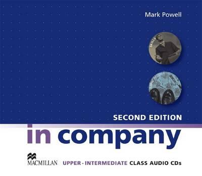 In Company Upper Intermediate Class Audio CD (CD-Audio)