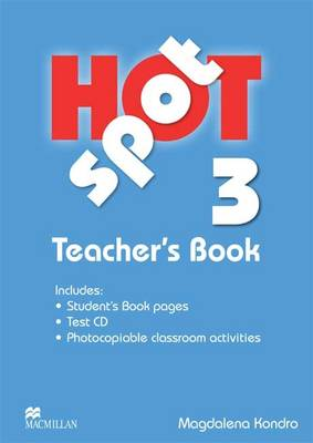 Hot Spot 3 Teacher's Pack