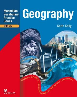 Vocab Practice Book Geography without key (Paperback)