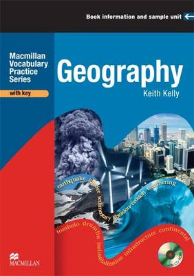 Vocab Practice Book Geography with key Pack